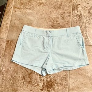 J Crew Factory Oxford Shorts - NWT